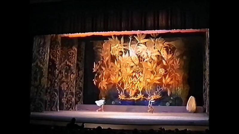 Кассета VHS - Тысяча и одна ночь (балет).avi