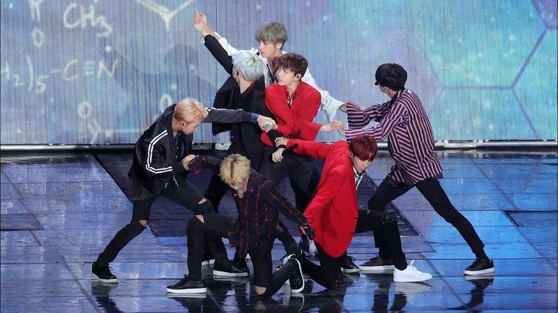 170929 방탄소년단 (BTS) 'DNA' 4K 직캠 @창원 케이팝 월드 페스티벌 4K Fancam by -wA-
