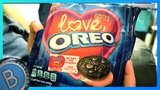 OREO TASTE TESTING SWEET and TANGY