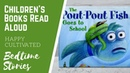 THE POUT POUT FISH GOES TO SCHOOL | Kindergarten Books for Kids | Children's Books Read Aloud