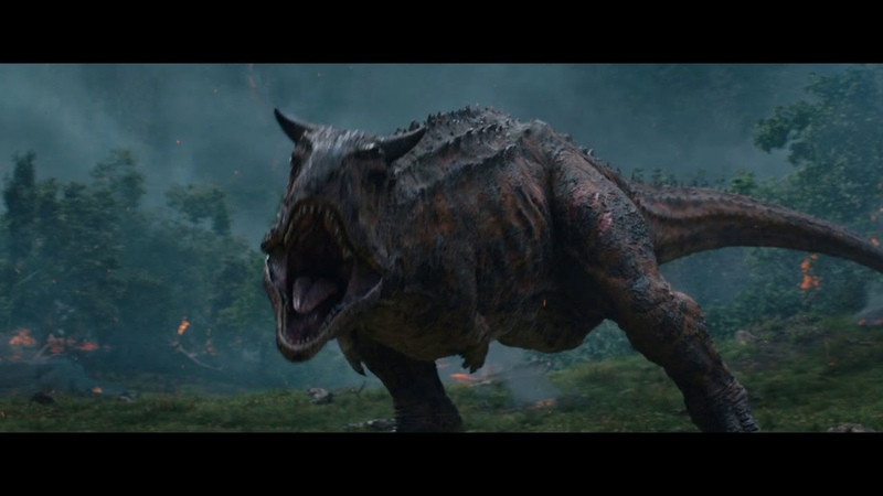 Оуэн бежит от Динозавров Бегите Бегите Мир Юрского Периода 2