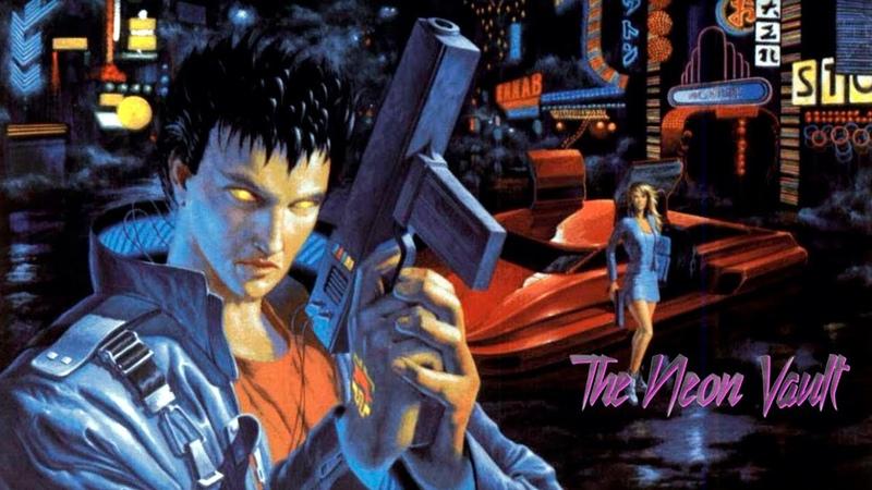 The Neon Vault Synthwave Radio Show 61