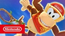 Mario Tennis Aces Diddy Kong Nintendo Switch