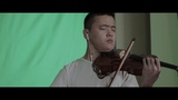 Gary Jules - Mad world (violin cover by Sam Manson)