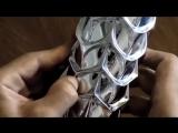 Потрясающие скульптуры из алюминиевой банки