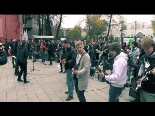 Живяком/ queen the show must go on (rocknmob #3)
