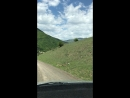 По горным дорогам