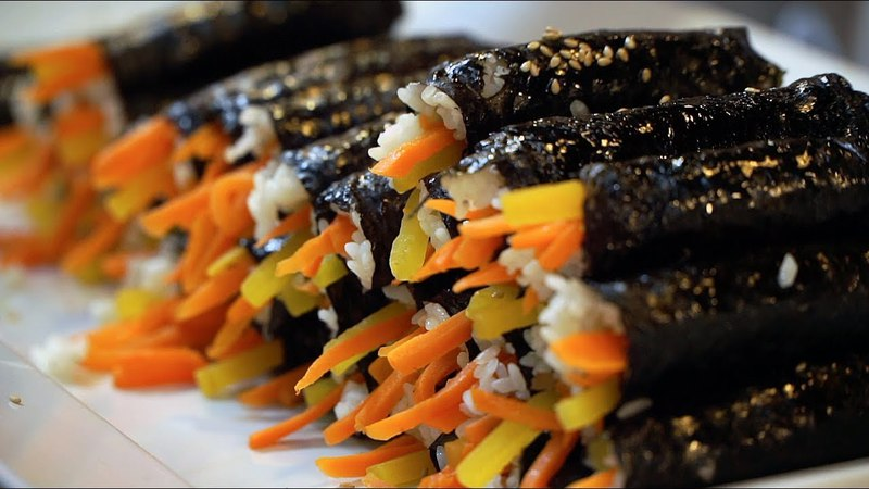 Tongin Market - STREET FOOD IN KOREA 통인시장 | UNIQUE Korean Street Food Tour in Seoul SPICY BULGOGI
