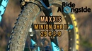 Best MTB Tire for 2018? Maxxis Minion DHR 2 - 29x3 - Review