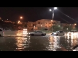 Flood in Taif, Saudi Arabia ¦ Sept 27, 2018