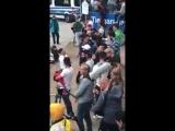 Chemnitz - Demonstration 27.08.2018 - Bei der Antifa stehen viele BRD Asylanten aka Merkel-Goldstücke