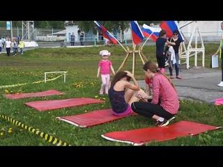 Если сдавать ГТО, то всей семьей! Серовчане встретились в выходной на спортивных объектах города