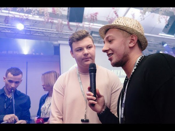 Кальянная Вечеринка - ведущий вечера Артём Пиманов