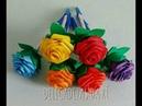 DIY Lembrancinha Para o Dia da Mulher Ponteira Caneta Flor.