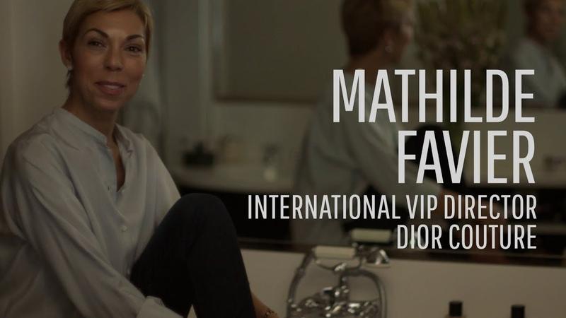 Maison Christin Dior - Mathilde Favier