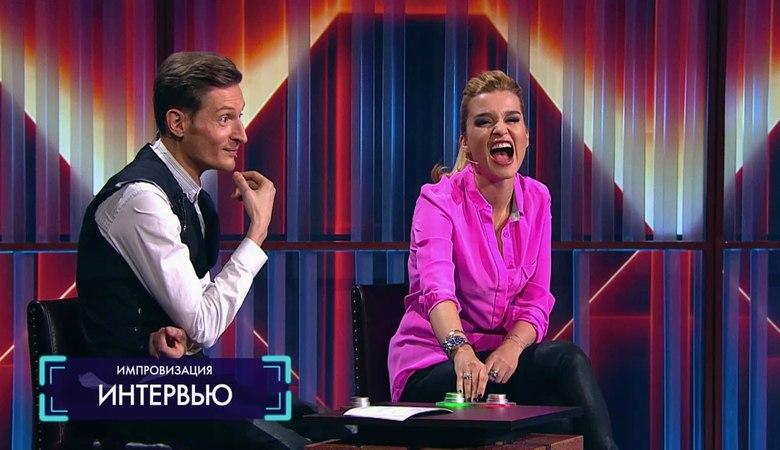 Импровизация Ксения Бородина, 2 сезон, 6 выпуск (03.06.2016)