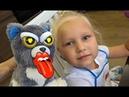 VLOG Алиса ВЕСЕЛО проводит ВРЕМЯ во время ДОЖДЯ ! Развлечения для детей !