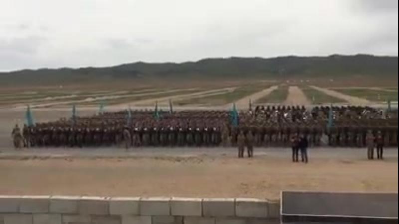 Алматы-Погран армия