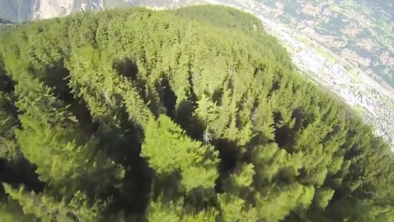 Best of Wingsuit Proximity Flying 2012