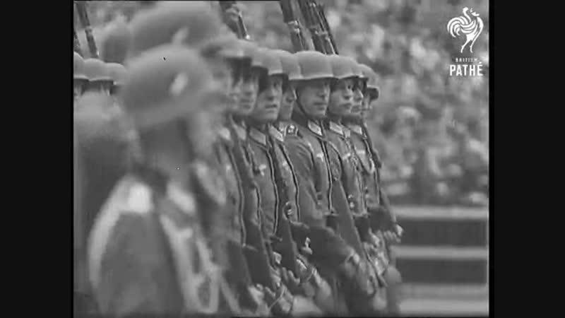 German Army Parade 1938