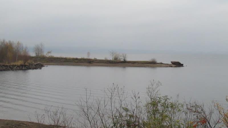 Обзор состояния чистоты на Чусовой у моста
