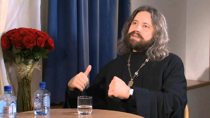 Игумен Евмений и Свами Вишнудевананда Гири - В присутствии, Беседа 3