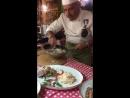 Carbonara e pasta dello chef🇮🇹🇷🇺
