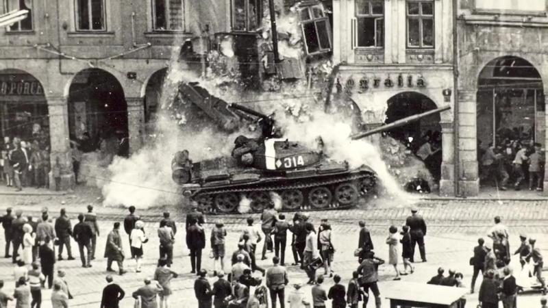 США против СССР! Холодная война - Ускоренный курс мировой истории