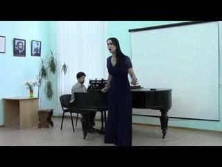Маргарита Довженко - Habanera из оперы Кармен Ж. Бизе