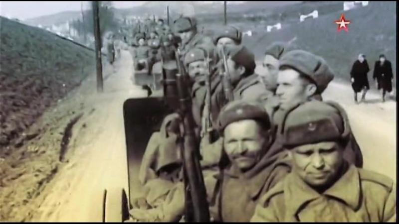 Оружие Победы. Щит и меч Красной Армии - 2 серия - У стен Сталинграда