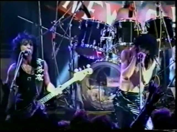 Lords Of The New Church For Your Love Live Vienna 1988