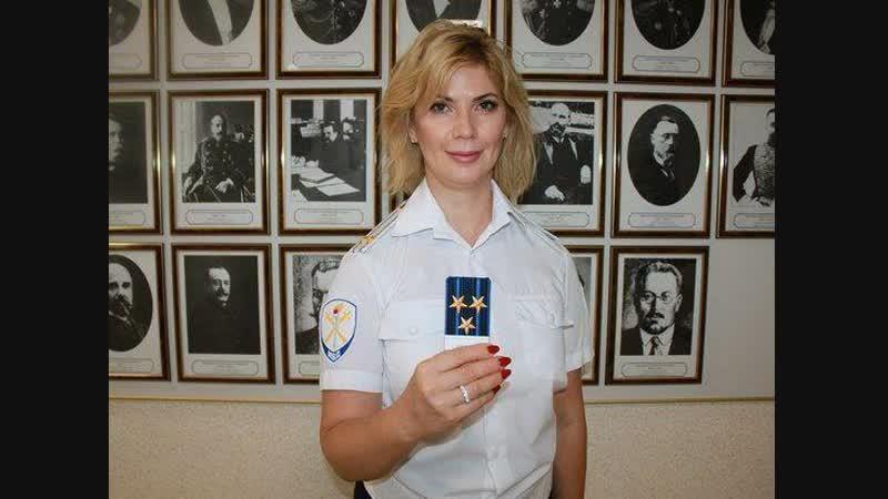 В аэропорту Самары при получении 10-миллионной взятки задержана высокопоставленный представитель областного МВД Вера Рабинович