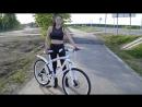Tat'yanA AlmazovA велосипед бмв честный отзыв
