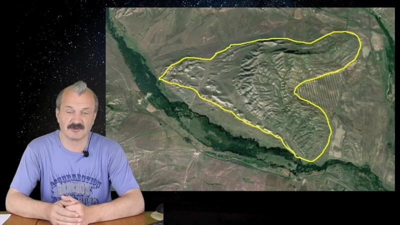 Алексей Кунгуров: Сокол Тысячелетия Мегагеоглиф предыдущей цивилизации