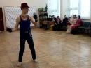 Таир благотворительный концерт арабский танец (уличное Шааби).
