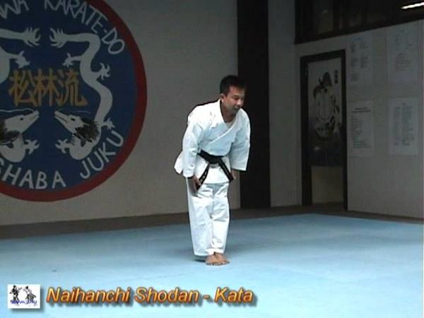 Naihanchi Shodan - Hand Exercise Kata