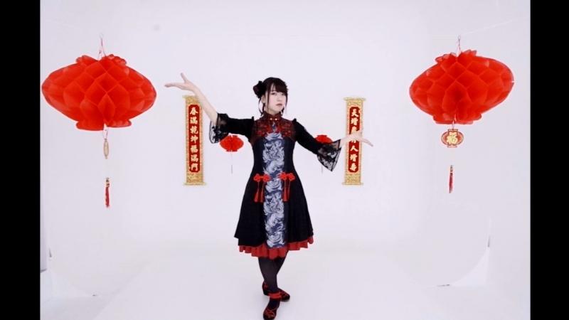 【二品目】トキヲ・ファンカ【踊ってみた】 sm33151128