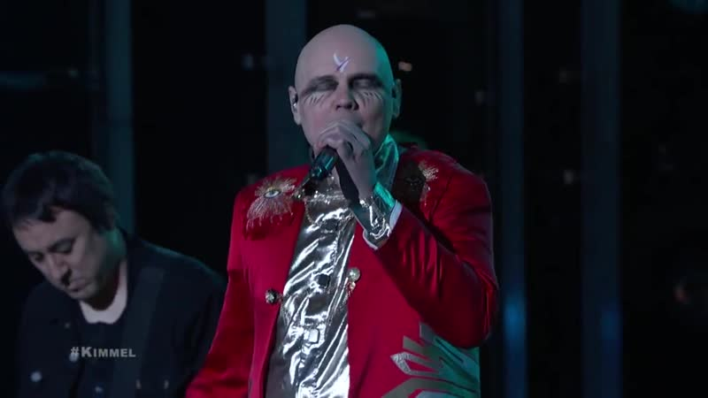 SMASHING PUMPKINS - Silvery Sometimes (Ghosts) (2018-12-11 - Jimmy Kimmel Live, Los Angeles, CA, USA)