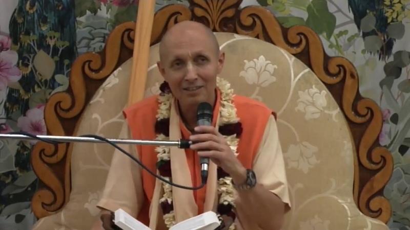 Бхакти Ананта Кришна Госвами - 2019.01.16 - ШБ 5.20.34-37