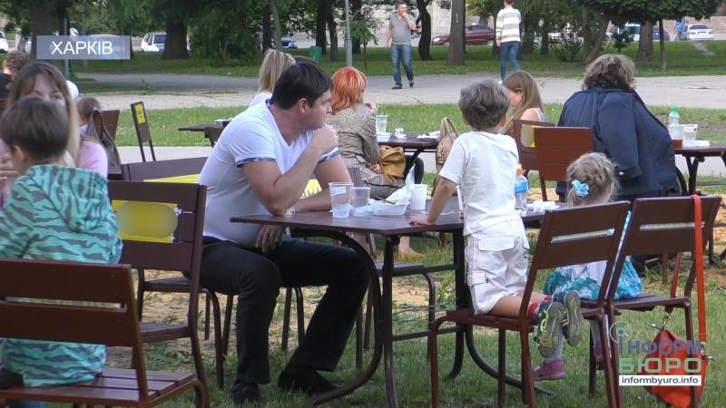 У Харкові стартував Food Fest Gastroman