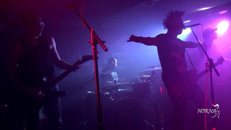 Бригадный Подряд- Сомнамбула (концерт в г.Коломна, клуб Хаммер,13.04.2018)