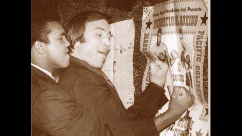Muhammad Ali vs George Chuvalo II