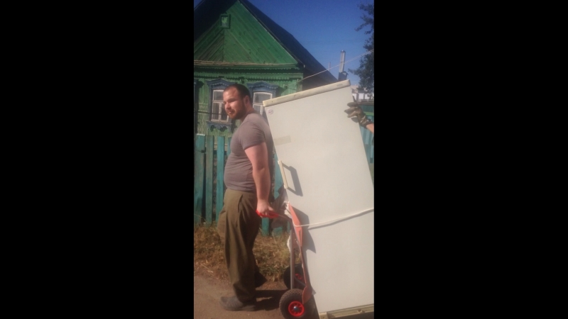 Холодосик проверка тележки из Леруа