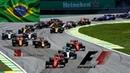 F1 2017 2 сезон - Неугомонности в Бразилии