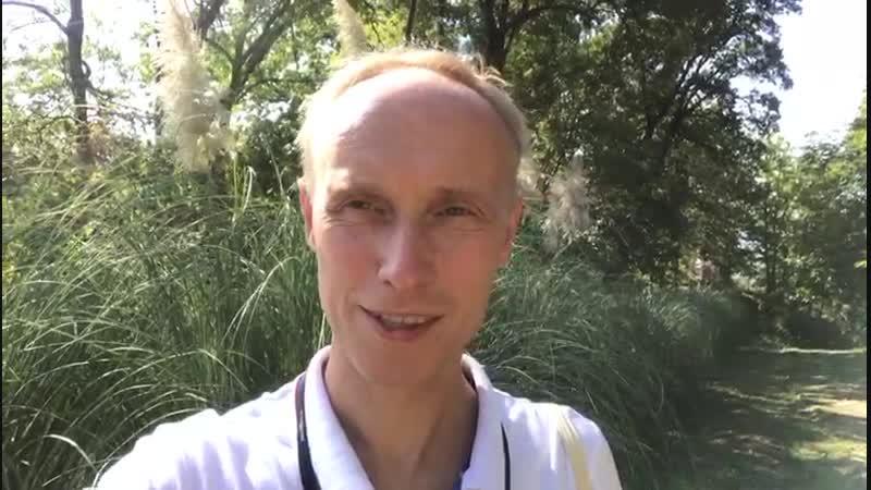 Соприкосновение с природой во время сессии Науки Жизни Часть 1 Олег Гадецкий