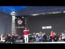 Концерт памяти В.Цоя. Великий Новгород