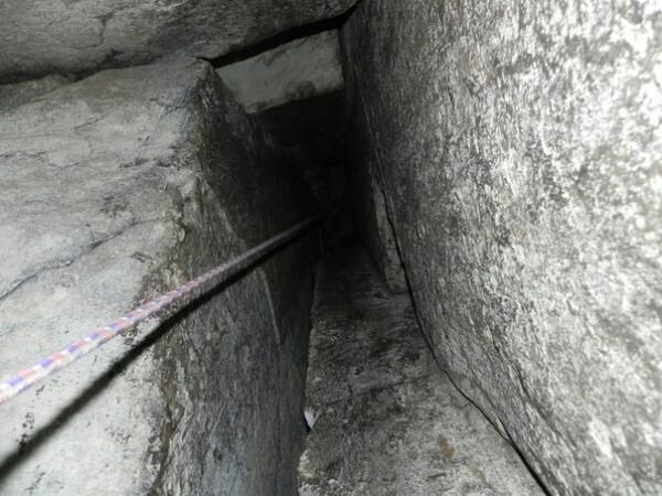 Древнее сооружение, сравнимое по своим масштабам с пирамидами Гизы на Кавказе.