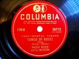 Marek Weber - Tango of Roses - Rosentango - USA 1942