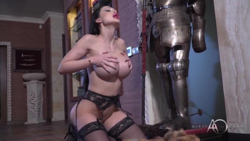Aletta Ocean Big Ass, MILF, Big Tits, Brunette, Solo, 2018,