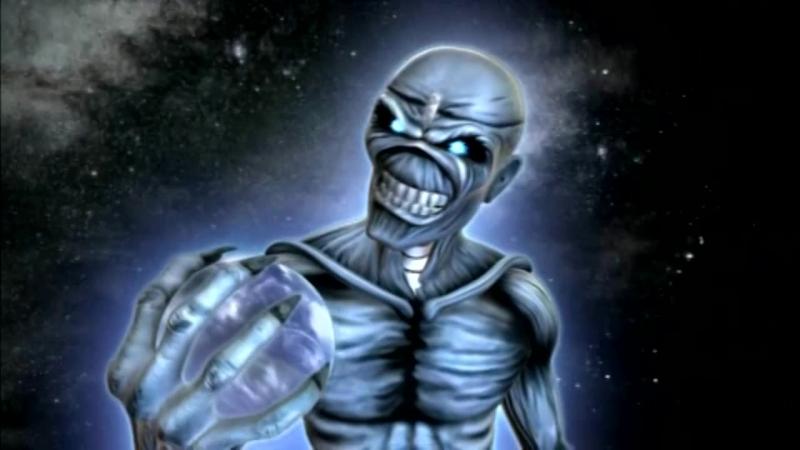 Iron Maiden - 2006 - Different World